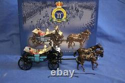 William Britain The Golden Jubilee The State Landau with Queen Salote 40320