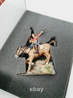 William Britain Zulu War 39002 British 24th Lieutenant Melvill Saving Queen's