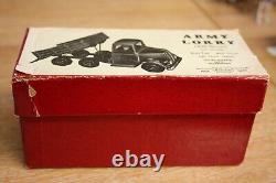 William Britains Army Lorry with Driver No 1335