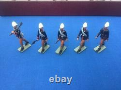 William Britains Royal Artillery Mountain Battery Set 8857 Boxed