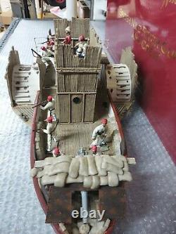 William Britains War on the Nile British Nile Boat and Crew Item 27043