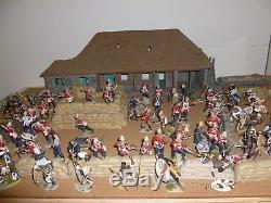 Wm. Britain's Zulu War #20047 Rorke's Drift Storehouse (2010) Very Rare