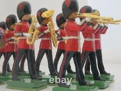 Wm. Britains Band Of The Coldstream Guards, 28 Figures, 1994, Retired