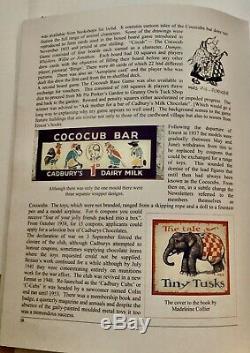 X43 Cadbury Cococubs, 1934-39, Britains, COMPLETE SET + Free Coco Cub Book